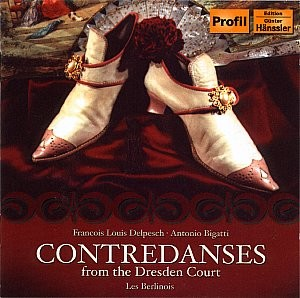 CD Contredanses